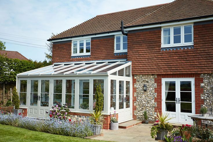 Lean to Conservatory Gallery - Ideas & Inspiration   Anglian Home
