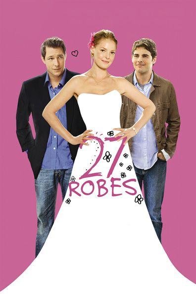 27 robes (2008) Regarder 27 robes (2008) en ligne VF et VOSTFR. Synopsis: Jane a toujours été plus douée pour prendre soin du bonheur des autres que du sien. Tout...