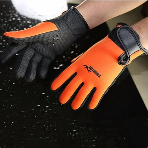 Thenice 1.5 mm Diving Gloves Free SHIPPING to USA!