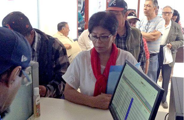 Jubilados pueden trabajar en dependencias y tener pensión