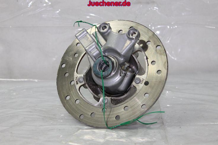 Vespa S LX LXV 50 Radnabe vorne Bremsscheibe Sattelhalter