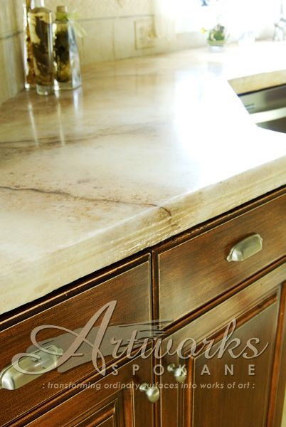 17 Best images about AWNW Creative Countertops on Pinterest Oak ...