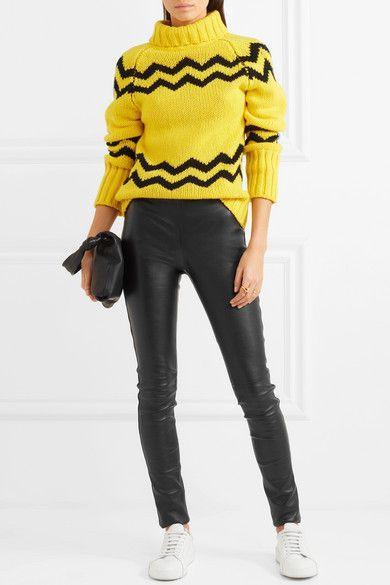 4687128c85784 Joseph | Stretch-leather leggings | NET-A-PORTER.COM | Fashion ...