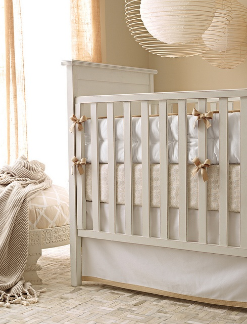 Nursery Basics in Mocha. Most versatile ever. #serenaandlily #nursery