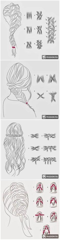 La tresse est une coiffure classique et classe : C'est la coiffure la plus anciennes ,les tendances coiffure évoluent et changent à travers les années et la tresse reste parmi les coiffure indémodables et irremplaçables . Dans cet article trouvez 10 magnifiques coiffures avec tresse faciles et…