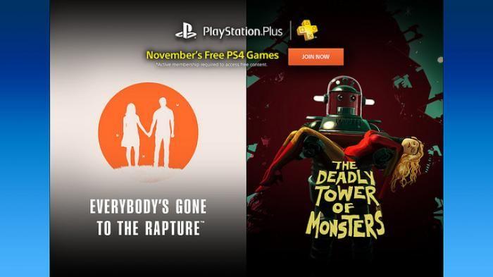 Masuki Bulan November, Ini Free Games yang Siap Ditawarkan Sony Lewat Playstation Plus!