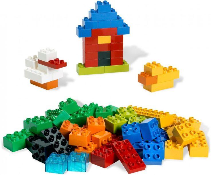LEGO Duplo 6176 Deluxe alapelemek | MALL.HU