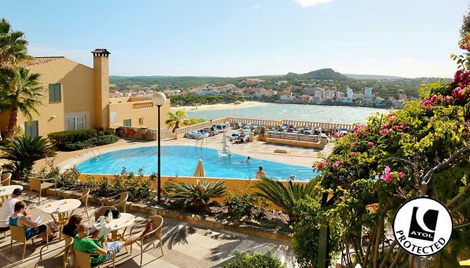 Mallorca, Spain: 3, 5 or 7 Night All-Inclusive Hotel Stay and Flights - Up to 47% Off Summer holiday away for 3, 5 or 7 nights at the best of the Balearic Islands; Mallorca      Known for beach resorts, sheltered coves, limestone hills and citrus plantations      Stay at the Blue Sea Costa Verde, Hotel Porto PlayaorHYB Eurocalas      Or stay at Club Stana Ponsa or Hotel Amazonas     ...