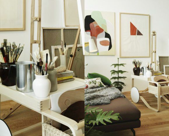Vitra Haus: a fictive installation by Ilse Crawford