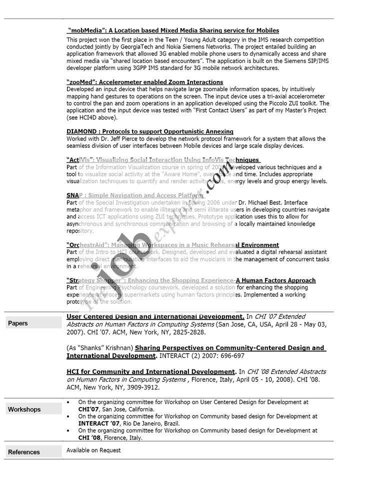 25+ melhores ideias de Free printable resume no Pinterest - appropriate font for resume