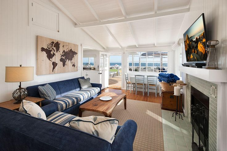 A First Look At Ashton Kutcher And Mila Kunis' New Beach House