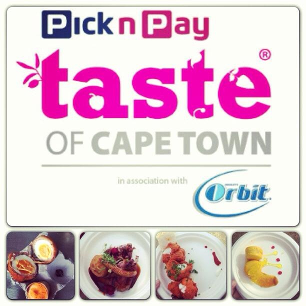 Taste of Cape Town 2013 - A festival hosting the top restaurants & wineries of Cape Town.  #food #wine #CapeTown #SouthAfrica #festival #events #good #fun #social #happy
