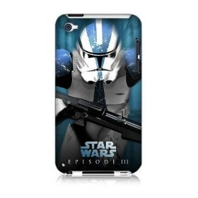 StarWars Storm Trooper Hard Case Cover Skin For 4th Generation IPodTouch