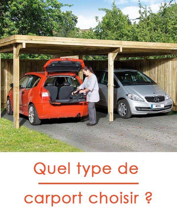 Quel type de carport choisir ? en 2020 Abri camping car