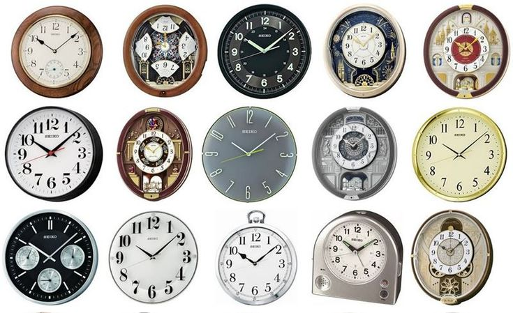Seiko Wall Clock Review in India – 23 Best Seiko Watches in Online Stores