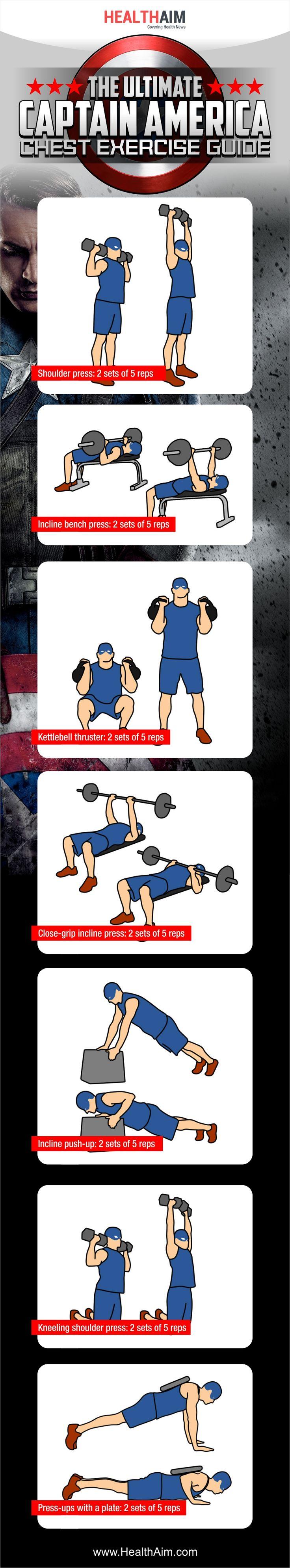 Captain America: Civil Ear, Chris Evans workout, Chris Evans exercise plan, Chris Evans workout plan, Captain America exercise - Visit to grab an amazing super hero shirt now on sale!