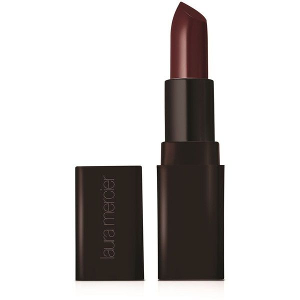 Laura Mercier Crème Smooth Lip Colour (£20) ❤ liked on Polyvore featuring beauty products, makeup, lip makeup, lipstick, laura mercier and laura mercier lipstick