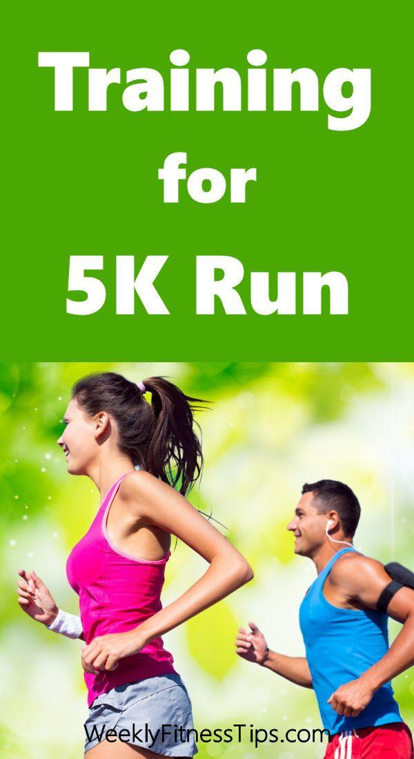 Training for 5K http://weeklyfitnesstips.com/training-for-5k/