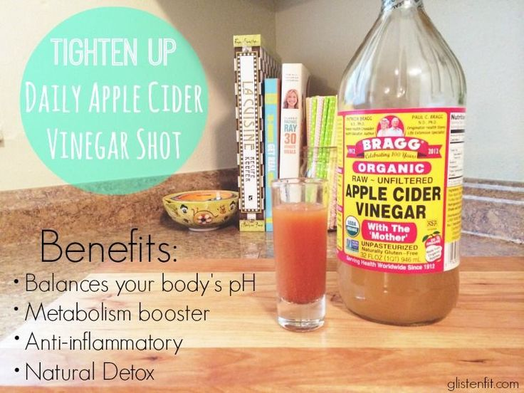 A healthy shot that will keep you looking lean