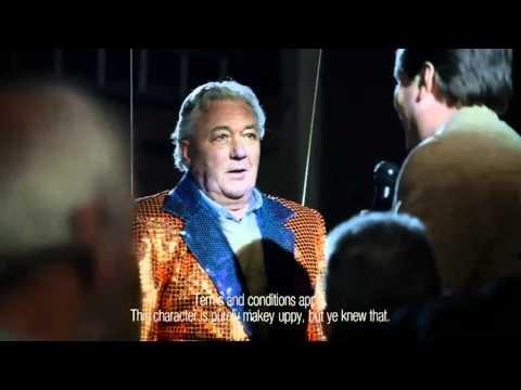 RaboDirect Ireland 2012  - 'Jacket of Belief' TV Ad