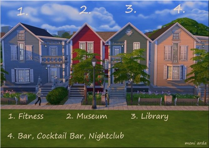 11 best sims 4 houses images on pinterest | 'salem's lot, home and homes