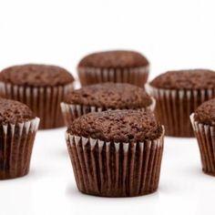 Bananchoklad-proteinmuffins utan smör, gluten och socker – mums!