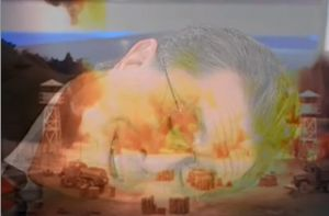 Stephen Colbert Fires Back At North Korea With His Own Elaborate 'We Are The World' Dream Sequence