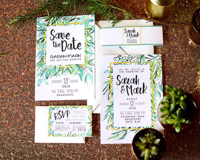 Botanical Luxe wedding inspiration with Sophie Bowdler Photography (29)
