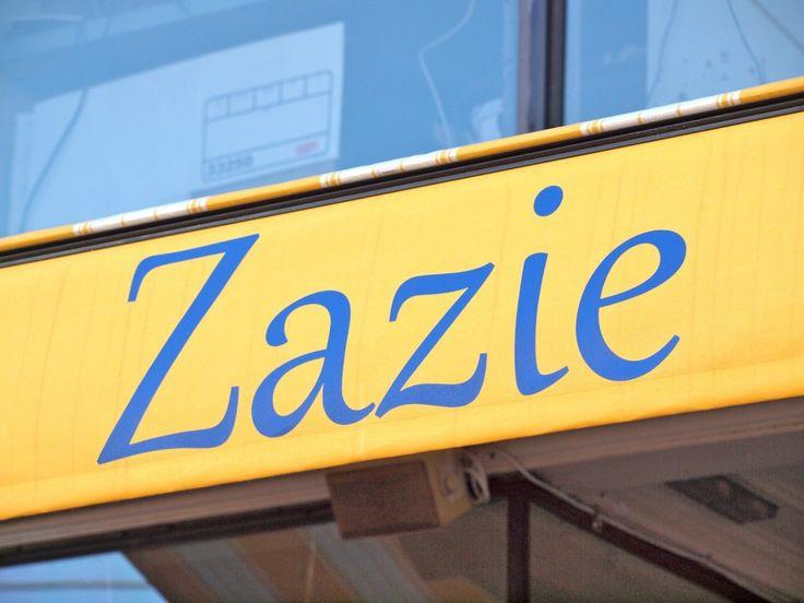 Zazie, Cole Street, SF