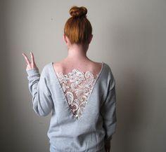 Renovar un suéter