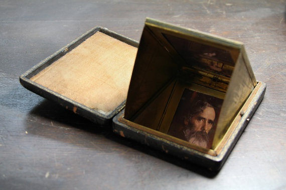 Very Rare Format //// 1908 AUTOCHROME Photo of by diabolus on Etsy, $650.00