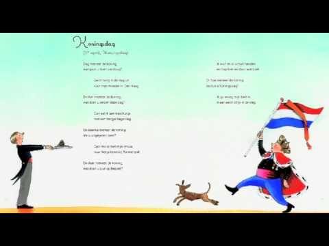 Grappig lied voor koningsdag