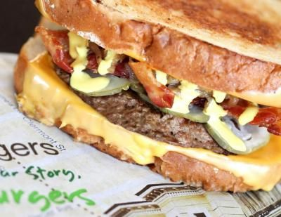 """According to Chef Paul Wahlberg, """"The Melt"""" is """"a really flavorful bite for the summer."""" Here's how to make it."""