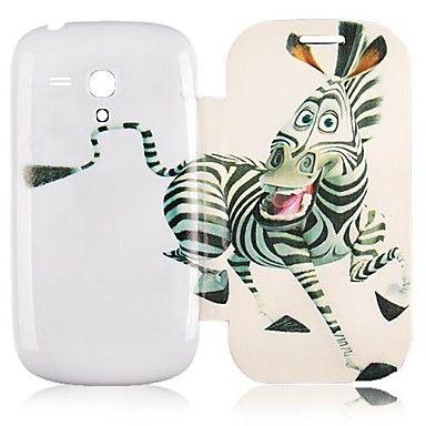 zebrapatroon full body case voor Samsung Galaxy s3 mini i8190 – EUR € 6.85