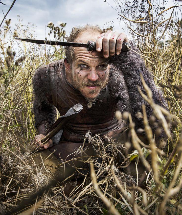 Gustaf Skarsgard | Floki | Vikings