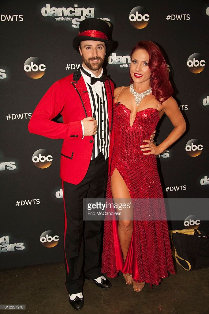 James Hinchcliffe and Sharna Burgess - One of the biggest shows 'Dancing with the Stars' has ever put on will unfold on the ballroom floor, as the 11 remaining celebrities perform big spectacle dances for Cirque du Soleil(r) night, on 'Dancing with the Stars,' live, MONDAY, OCTOBER 3 (8:00-10:01 p.m. EDT), on the ABC Television Network.