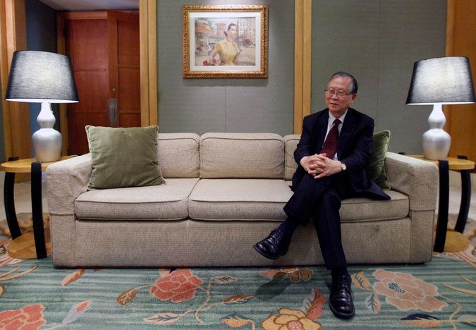 In a country that bans religion, the school educates a crop of handpicked students — and perhaps gives the government some leverage with Washington. // Park Chan-mo, the chancellor of the North Korean university, in Seoul in 2012. Mr. Park said that recent arrests of American volunteers were unrelated to the school and that the school was not under investigation. || Christian School Teaches Scions of the Elite in Atheist North Korea // Pyongyang University of Science and Technology (PUST)