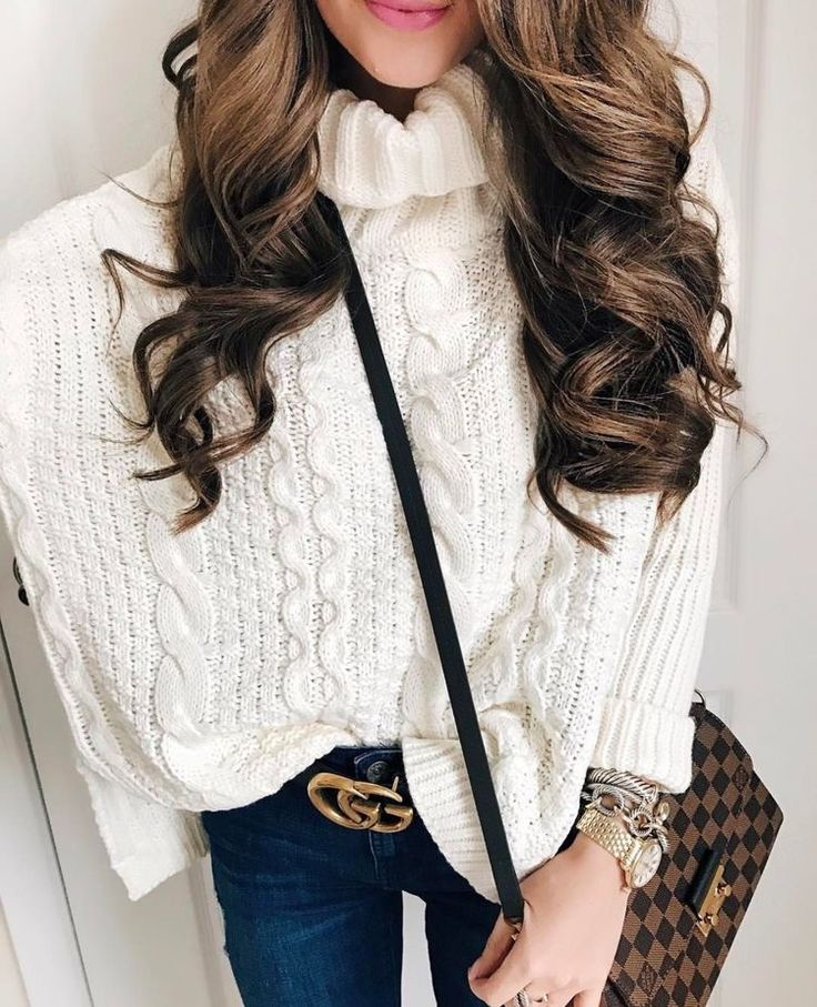 Loose beautiful curls