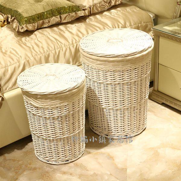 Корзины и сетки для белья из Китая :: Уиллоу Прачечная Бен с крышкой Прачечная хранения корзины, плетеные корзины прачечного корзина для белья Белый плетеные корзины для хранения.