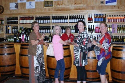 Gold coast wine tours