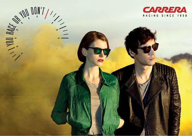 Carrera 2013 #Campanha #Carrera #Fashion #Visionaire