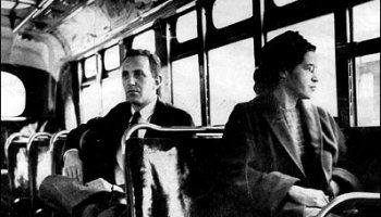 Rosa Parks' Bus Incident:  A Proud Heritage:  Photos From the Civil Rights Movement