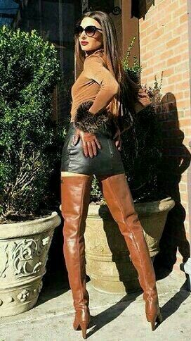 6a892adc037 Mistress Adrienne Sexy Boots