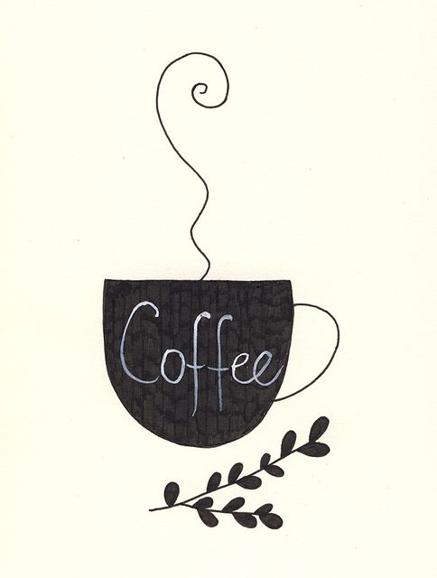 Cup of coffee 01 by Anna Bieniek on Flickr.