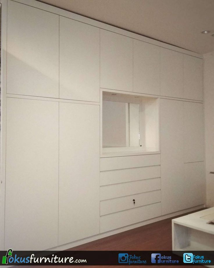 "60 Suka, 6 Komentar - Furniture custom minimalis (@fokusfurniture) di Instagram: ""Lemari pakaian @villa_meruya  #villameruya #Lemari #lemariminimalis #lemarihpl #lemaricustom…"""