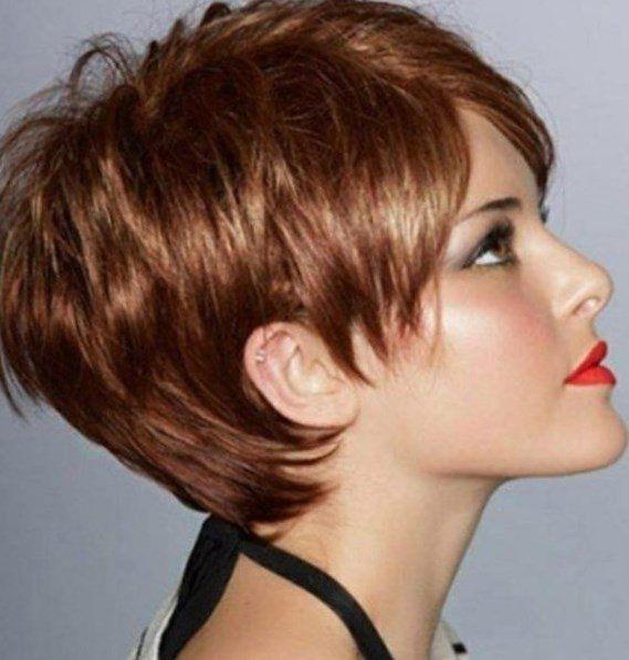 Haarfrisuren Mittellang