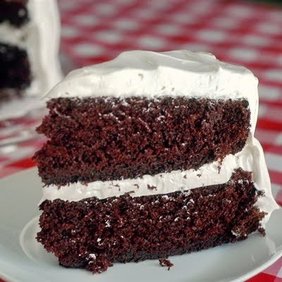 Black and White Cake - Rock Recipes -The Best Food & Photos from my St. John's, Newfoundland Kitchen.