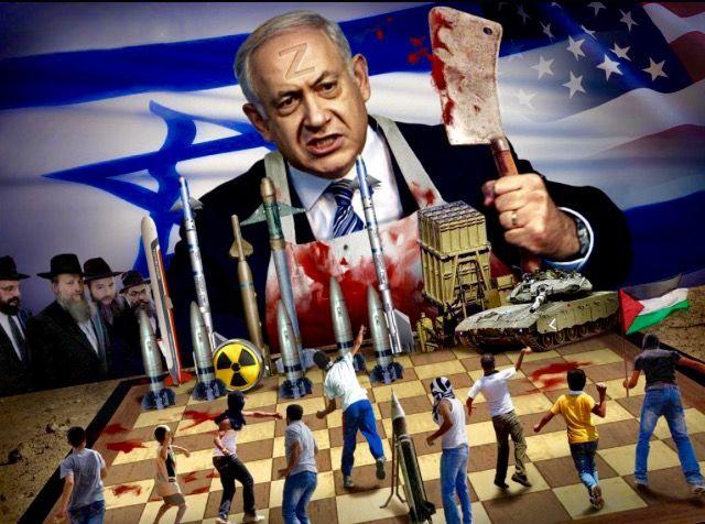 Bildergebnis für benjamin netanyahu guilty war crimes