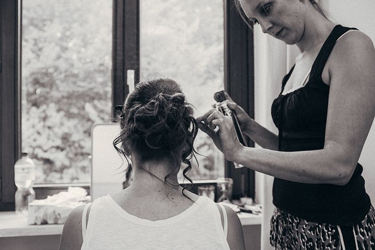 #gettingready #weddinghairstyle  #weddingphotography #anaiswedding