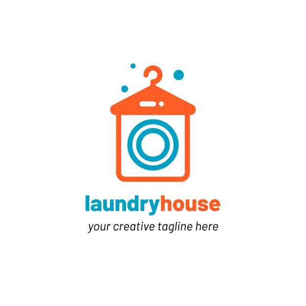 The Best Laundry Logo Inspiration